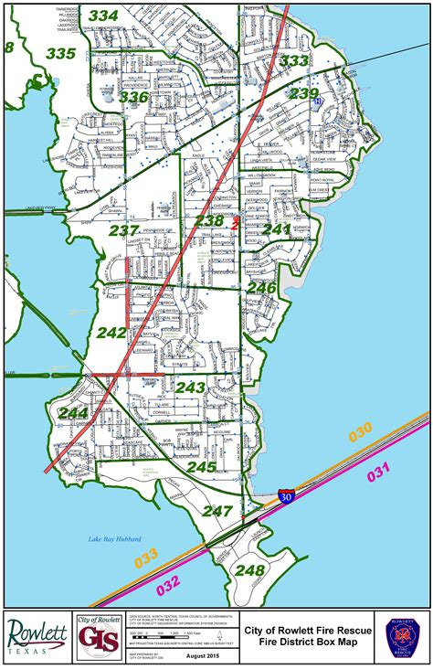map of rowlett texas areas of rowlett completely closed for debris removal blue ribbon news