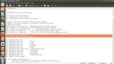 alamat host untuk simpati as proxy server dan blokir alamat situs di ubuntu dengan squid