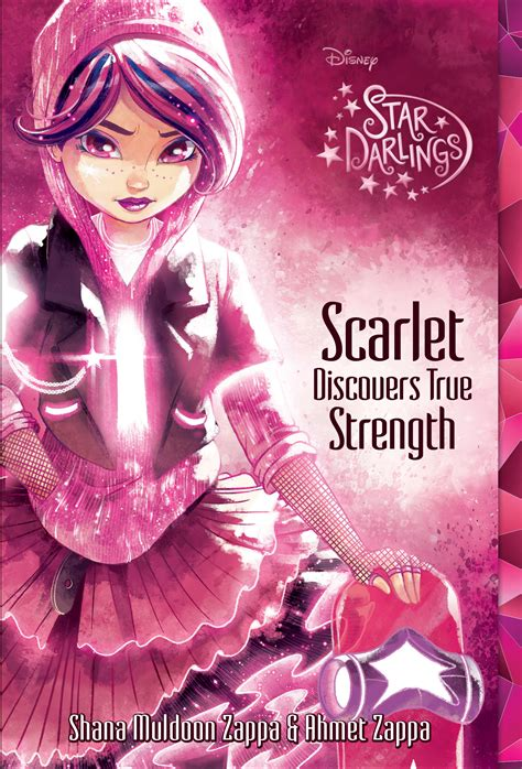 cover image for darlings collection volume 3 scarlet discovers true strength disney books disney