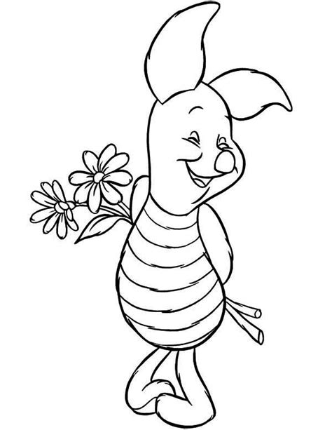printable piglet coloring pages coloring me