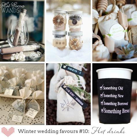 Winter Wedding Favors by Top 10 Winter Wedding Favors