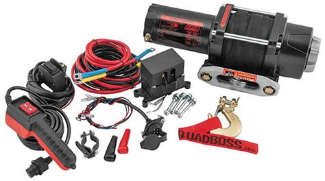 wiring diagram badlands 3500 lb atv winch badland winch