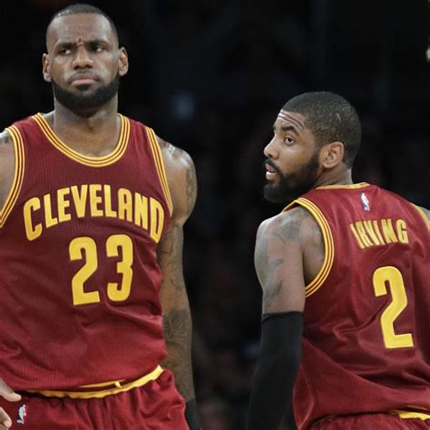 rachel nichols lebron kyrie lebron james kyrie irving will be fine in return to