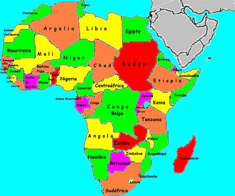 Search Africa Mapa Fisico De Africa Search Results Calendar 2015