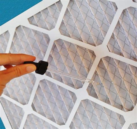 how to keep your home smelling fresh using essential oils a furnace filter hvac