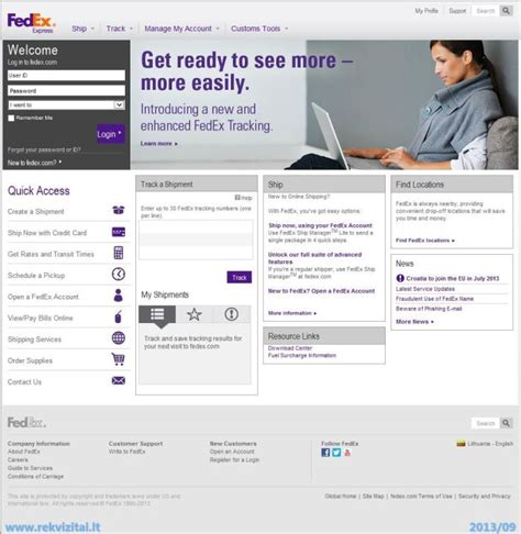 Fedex Search By Address Federal Express Corporation Filialas Fedex Contacts Map Rekvizitai Lt
