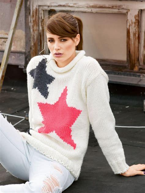 star pattern knit sweater knit star sweater 09 2013 163 sewing patterns