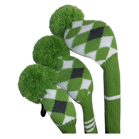 Style For Style No More Visible Price Tags by Personalized Pattern Golf Headcover Muti Color Argyle