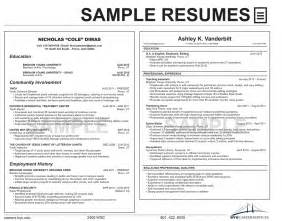 vanderbilt resume builder how to write effective resume business letters thank you for transfer