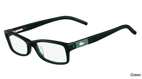buy lacoste eyewear l2657 frame prescription eyeglasses