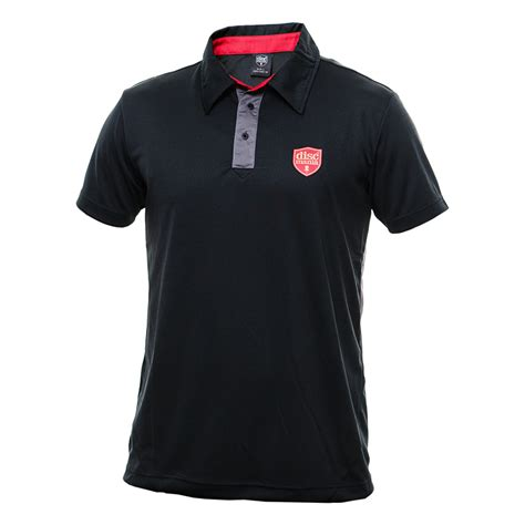 Polo Shirt Disc Tarrasmlxl Merah polo shirt discmania