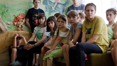 And Consider Themselves Orphans by Ukraine Orphans Become Pawns In Civil Conflict Ctv News