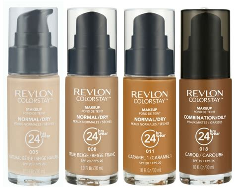 Foundation Revlon Colorstay 2018 10 Changing Products We Tried In February