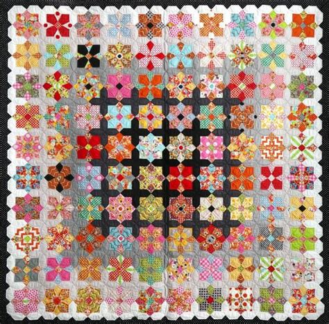 Sue Daley Quilt Patterns quatro colour quilt pattern papers and templates by sue