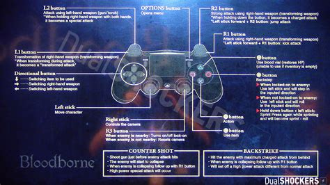 ps4 exclusive bloodborne s scheme revealed it s quite complex and challenging