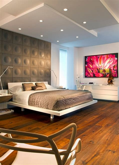 Interior Design For Bedroom Ceiling by Bedroom Accent Walls To Keep Boredom Away