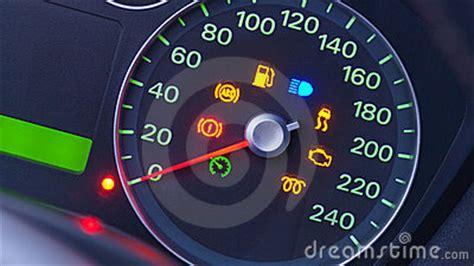 Geschwindigkeitsmesser Auto by Auto Geschwindigkeitsmesser Symbole Stockfotografie Bild