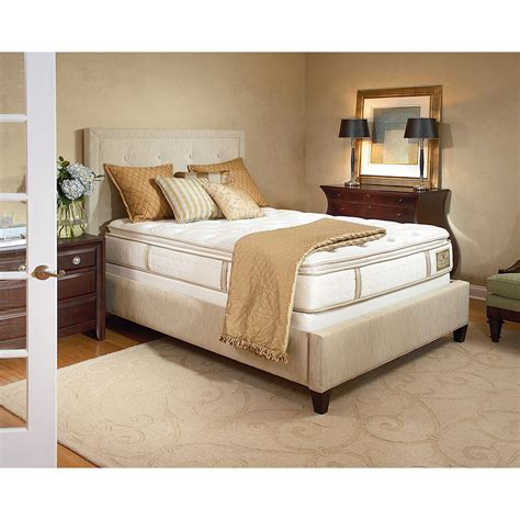 box springs vs platform beds us mattress - Boxspring On Platform Bed