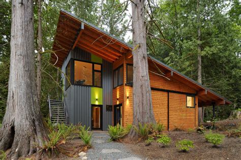single sloped roofs ramp up modern homes