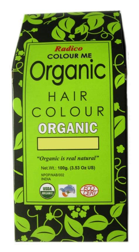 organic hair color products safe organic hair dyes in