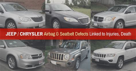 consumer safety warns many chrysler jeep and dodge