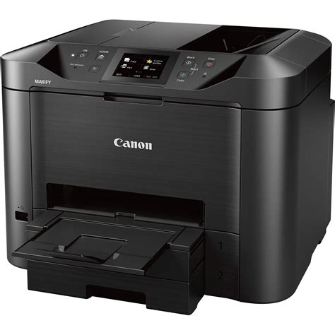 Canon Printer Maxify New Mb canon maxify mb5420 wireless small office all in one 0971c002