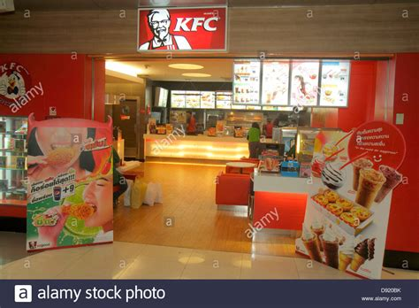 facility layout kfc restaurants bangkok thailand pathum wan rama 1 road mbk center centre