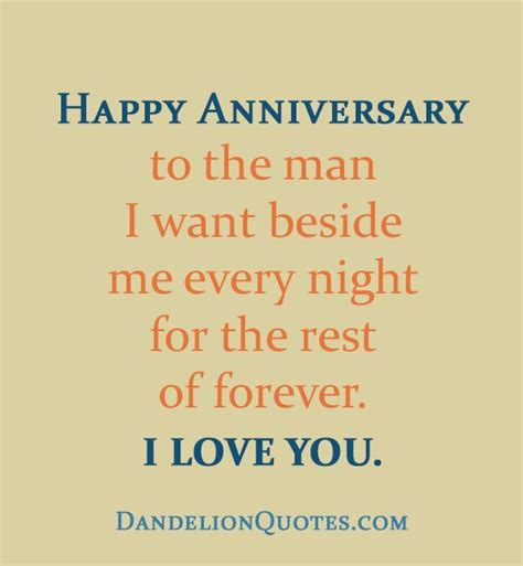 Wedding Anniversary Quotes To My Husband by Happy Anniversary To My Husband Quote Pictures Photos