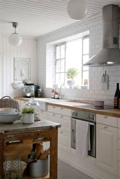 shabby chic modern kitchen 17 best images about modern cottage style kitchen on