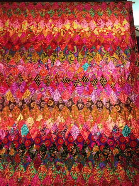Kaffe Fassett Patchwork - kaffe fassett quilts fabrics patchwork