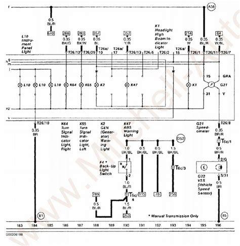 quattroworld forums g22 vehicle speed sensor vss