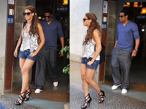How Do You Rate Beyonces Casual Look by This Is Casual For Beyonc 233 Knowles Beyonce Knowles Zimbio