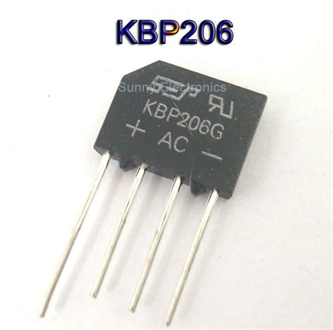diodes kbp206g 30pcs kbl408 kbl 408 bridge diode rectifier 4a 800v free shipping in rectifiers from electronic