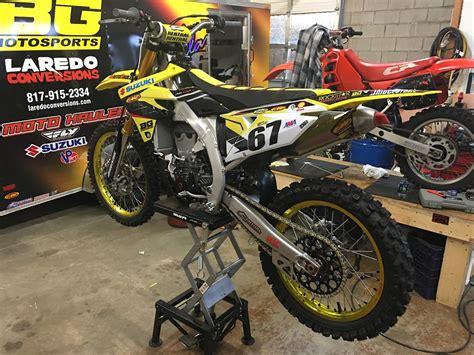 2019 suzuki rmz any word on the 2019 suzuki rmz 450 moto related