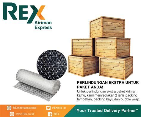 Wrap Untuk Keamanan Packing Paket news rex indonesia