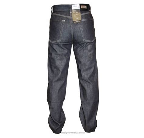 hugo boss comfort fit hugo boss alabama dark navy comfort fit jeans jeans from