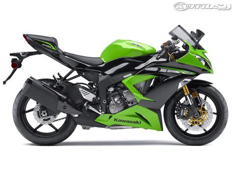 Kawasaki Zx by 2013 Kawasaki Zx 6r Look Motorcycle Usa