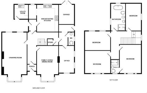 The Nanny Floor Plan by The Nanny House Floor Plan Idea Home And House