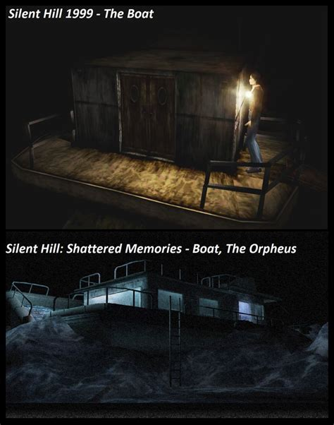 shattered memories the mirror series the 25 best silent hill series ideas on