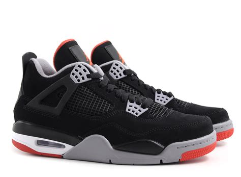 nike air 4 nike air 4 retro black cement grey