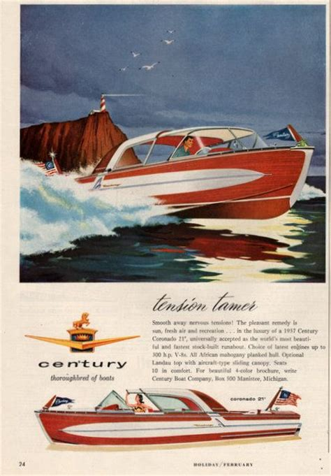 century boats vintage 17 best images about old school grp boats on pinterest