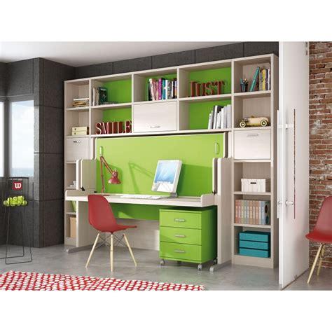 cama escritorio cama abatible con escritorio perdices camas abatibles