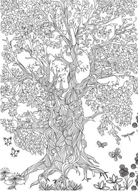 coloring page tree of life 30 best images about coloring pages tree of life on