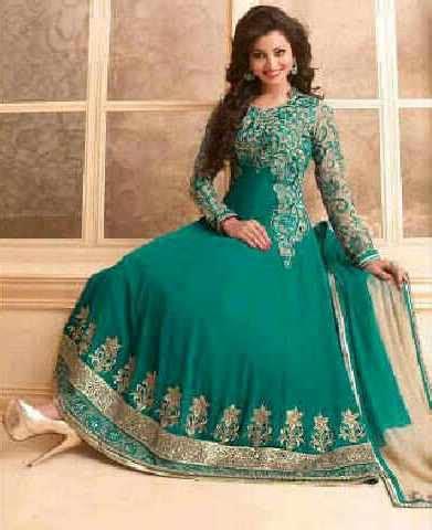 Gaun Gamis Pesta Sari India 822 baju pesta gaun marghoha p875 model gamis india terbaru