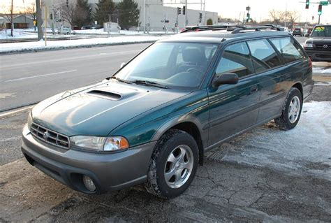 1998 subaru outback legacy station wagon autos post