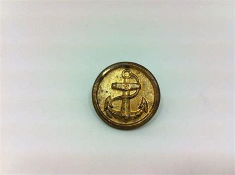 Dicorate by Collectors Merchant Marine Uniform Button