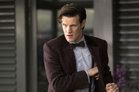matt smith dr who doctor who matt smith to leave series after