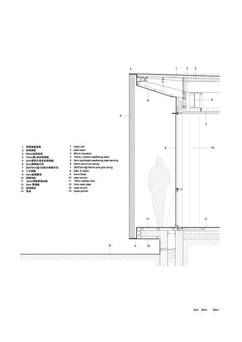 Display Safety Work Apparel On Showroom Floors - gallery of kunshan visitor center vector architects 27