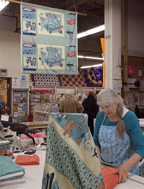 Quilt Shops In Seattle by Pacific Northwest Chandler O Leary