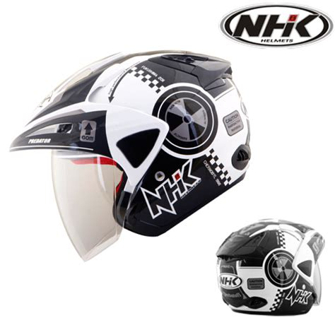 Helm Nhk X2 helm nhk predator radioactive pabrikhelm jual helm murah